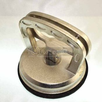 Zinc Alloy Round Suction Cup Heavy Duty Glass Holder