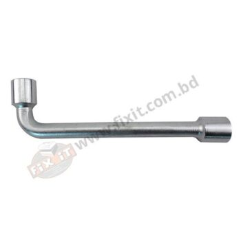 17mm Stainless Steel L Socket Wrench HMBR Brand
