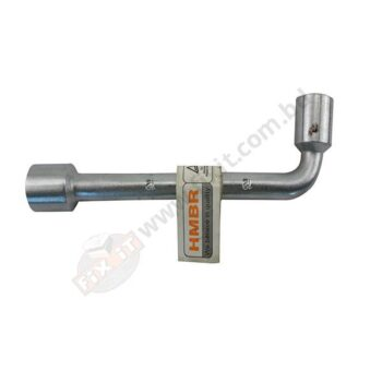 12mm Stainless Steel L Socket Wrench HMBR Brand
