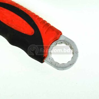 10 Inch Rubber Handle Adjustable Wrench Douniushi Brand