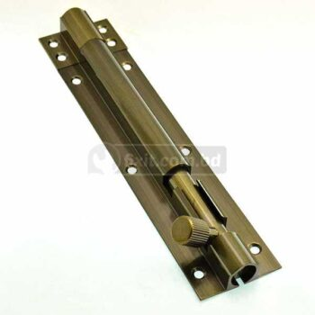 6 Inch Length Brass Color Stainless Steel Tower Bolt (Chitkani)
