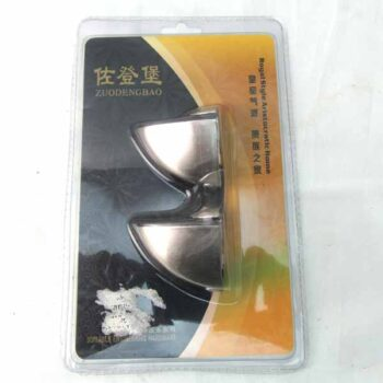 Royal Style Aristocratic Home Glass  Self  Holder Zuodengbao Brand CM169