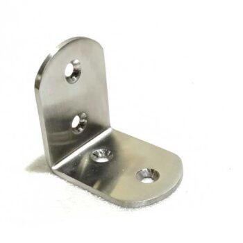 2 Inch X 2 Inch Stainless Steel L Shaped Angle Bracket - fixit.com.bd