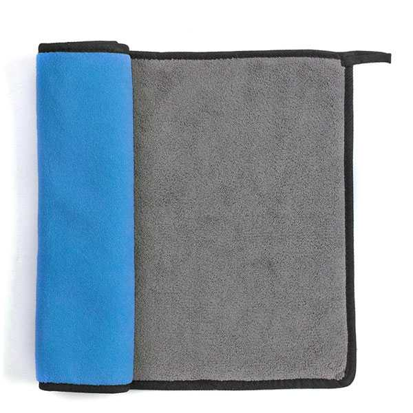 Double Sided Microfiber Towels Window Wiper Easy Clean Dry Cleaning Dust Cloth Towel