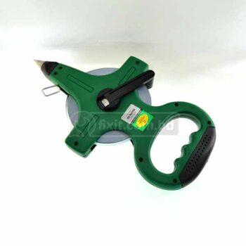 50 Meter Steel Height Measuring Tape with Heavy Nozzle to ensure Straight Vertical Measurement