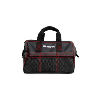 13 Inch Wear Resistant Water Proof Tool Bag Workpro Brand W081001