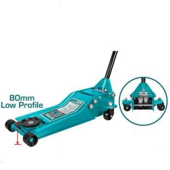 3 Ton Industrial Hydraulic Floor Jack Total Brand THT10834