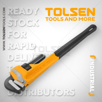 900mm- 36 Inch Pipe Wrench Tolsen Brand 10073