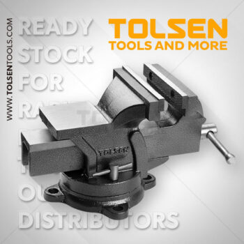 Bench Vice (Table Vice) 6 Inch 150mm Tolsen Brand 10105