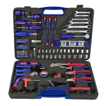 139PC All Purpose Home Tool Set Workpro Brand W009024