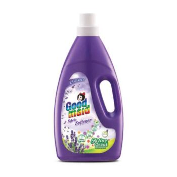 2 Liter Lavender Fabric Softener Goodmaid Brand for Silky Smooth Clothes