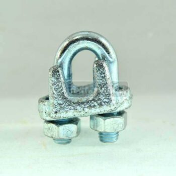 1.5 Inch High Quality Metal Cable Rope / U-Bolt