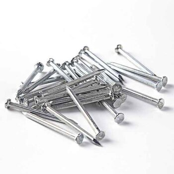 1.5 Inch 12pcs Packet Concrete Nail With Smooth