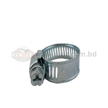 1 Inch Metal Hose Clamp (Fit Rubber Pipes with Garden Taps)