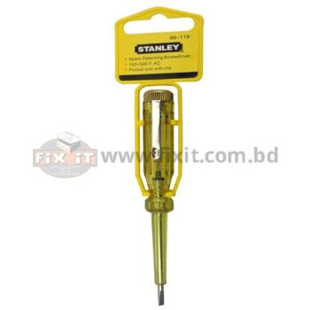 5.5 Inch Electric Tester Stanley Brand
