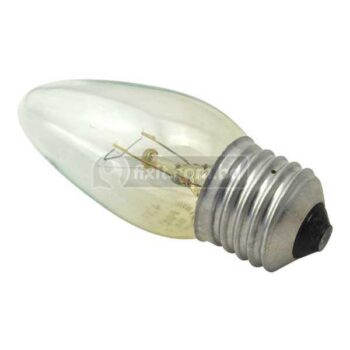 40 Watt Traditional Candle Incandescent Bulb E27 Screw In Install