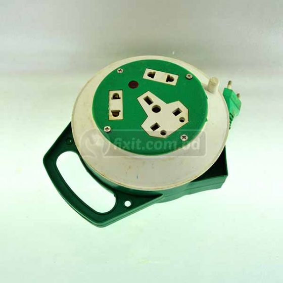 Sockets Extension Cable Reel
