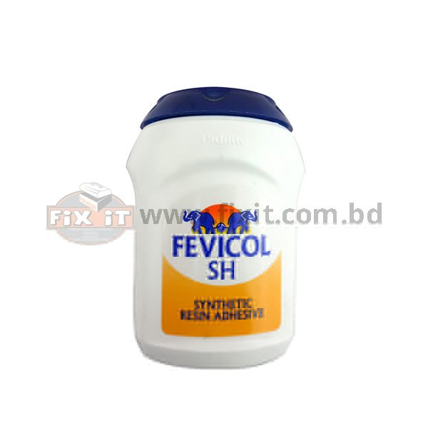 125 gm Synthetic Resin Adhesive Fevicol Brand For Use In Furniture Heat and Water Resistant