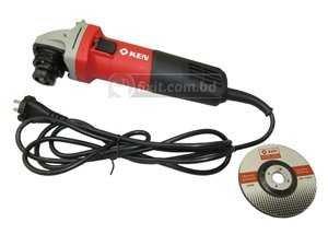 220V 720W 50HZ 100mm Electric Angle Grinder KEN Brand 11000 RPM