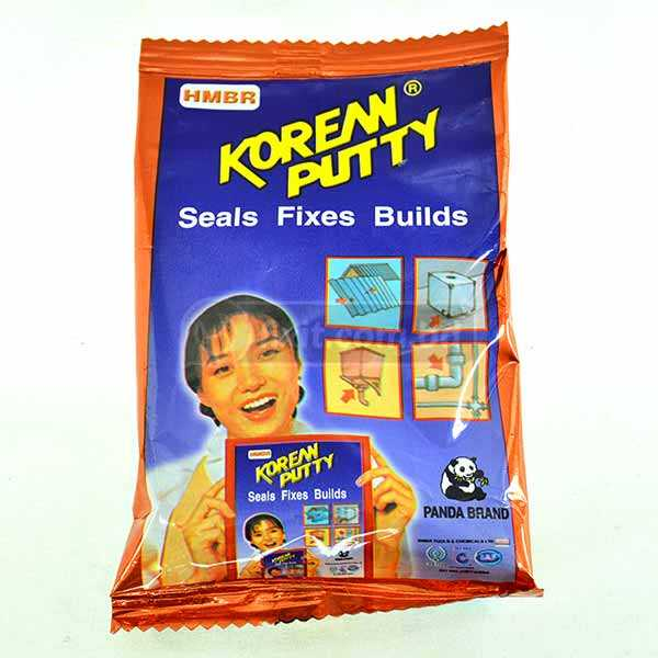 100gm Korean Putty Sealant HMBR Brand for Pipe Tin Shed Leaks