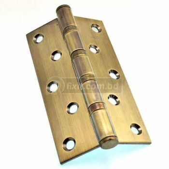 5 Inch  x 3mm  Stainless Steel Hinge HMBR Brand