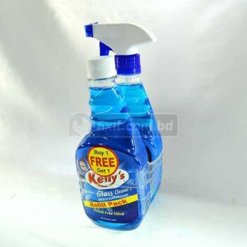 500  ml Glass Cleaner Kelly's Brand