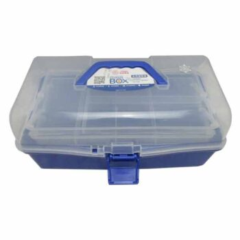 11.5 Inch Plastic Multi-Function Storage First Aid Kit Box