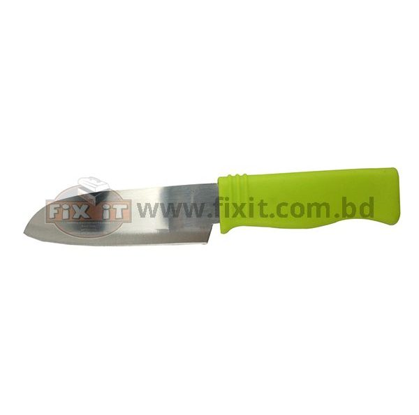 6 Inch Fruit Knife with Plastic Handle