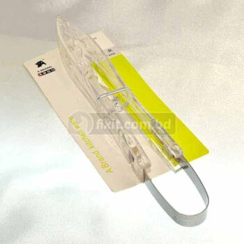 Transparent Plastic Head Tong with Steel Body