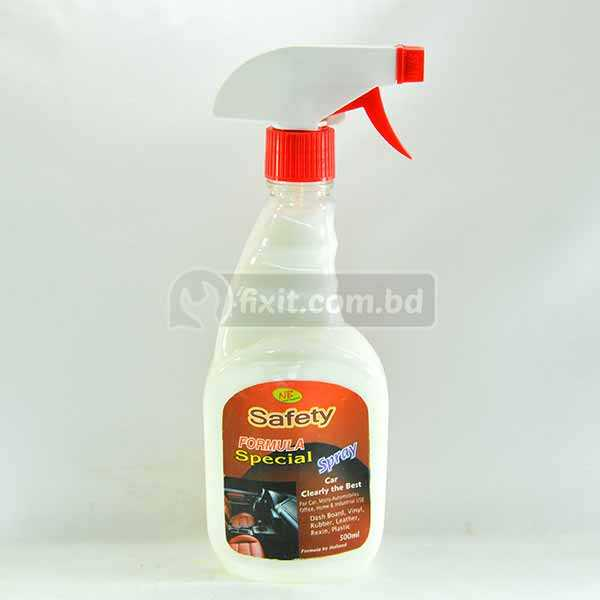 500  ml Car Seat Cleaner Spray Safety Brand
