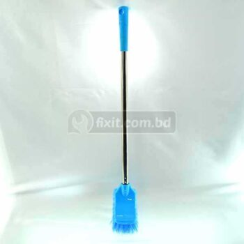 24 Inch Commode Brush with Long Handle
