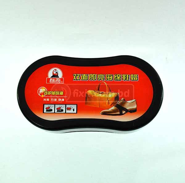 4 Inch Shoe Polish Great For Leather & Bags