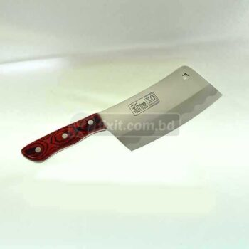 High Quality Stainless Steel Meat Cleaver Butchers Knife Cenka Brand Chapati