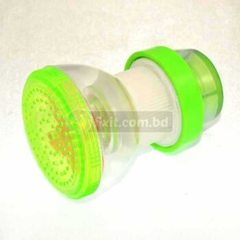 Plastic Green Water Filter Best with Long Neck Kitchen Tap (General Fit)
