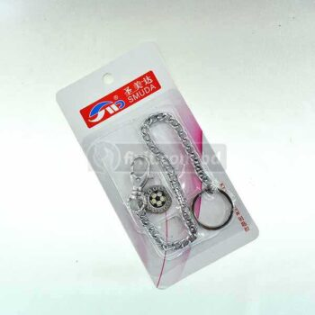 Stainless Steel Chain With Key Ring Smuda Brand