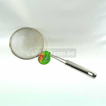 Traditional Stainless Steel Strainer for Tea & Fresh Fruit Juice