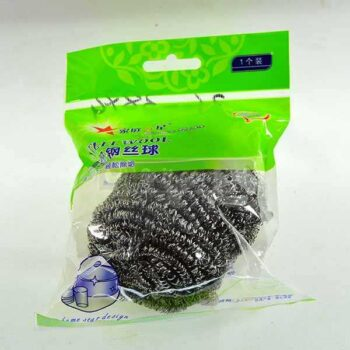 40gm Iron Wool for Cleaning Dishes with liquid Dishwash