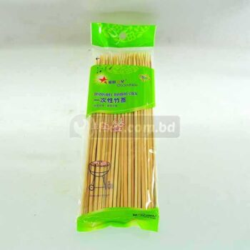 Disposable Bamboo Stick for BBQ 3052 for great Shashliks & Kebabs