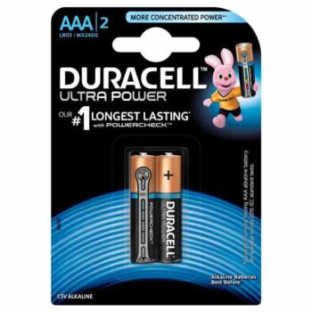 AAA size battery Duracell Brand