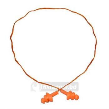 Yellow Color Ear Protector Ear Buds