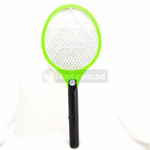 24 Inch Green & Black Color Plastic Electrical Mosquito Bat