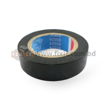 1 Inch Fire Proof Electric Insulation Black Gum Tape