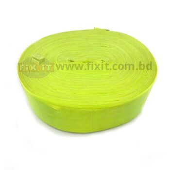 1 Inch Yellow Green Fluorescent Adhesive Tape High Quality