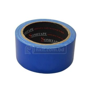 2 Inch x 0.50 mm Multi Color Duct Tape SOMITAPE Brand