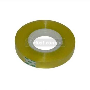 20mm x 50m Thin Double Sided Paper Tape