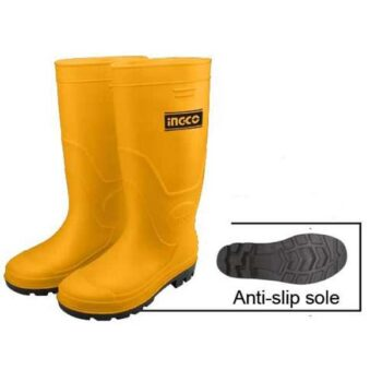 Multi Size Safety Gumboot Ingco Brand SSH092S1P