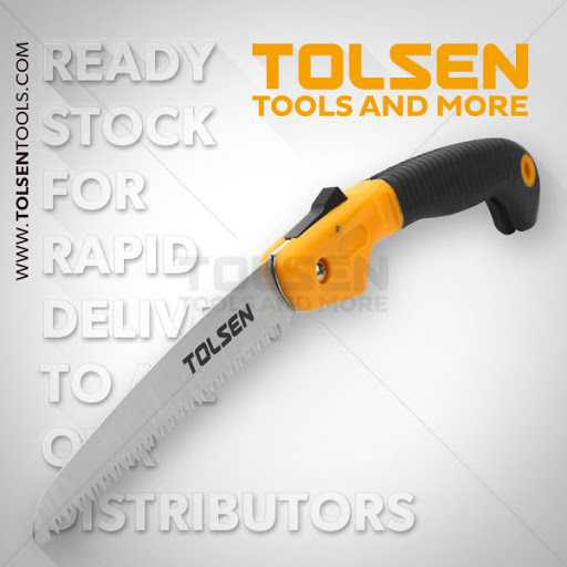 7 inch Foldable Saw Tolsen Brand 31014