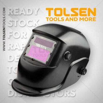 Fully Automatic Welding Mask (LIthium) CE Approved Tolsen Brand 45087