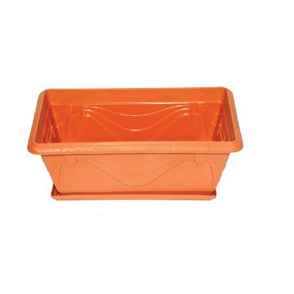 Plastic Garden Seed planter with tray for Plant