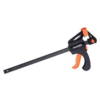 12 inch Quick Ratchet Bar Clamp For Heavy Duty Wood Working Harden Brand 600332